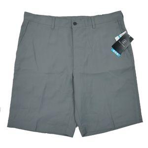 PGA Tour Flat Front Tech Golf Shorts SPF50